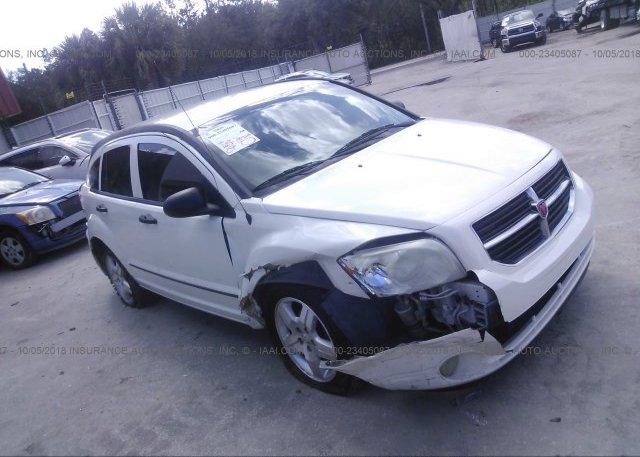 Inventory #138848169 2007 Dodge CALIBER