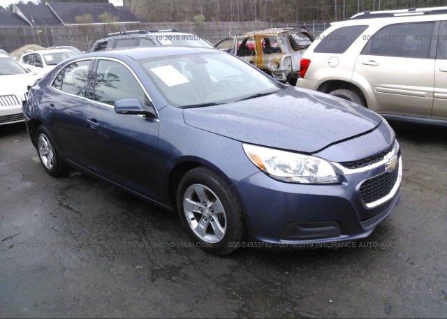 Inventory #403626424 2014 Chevrolet MALIBU
