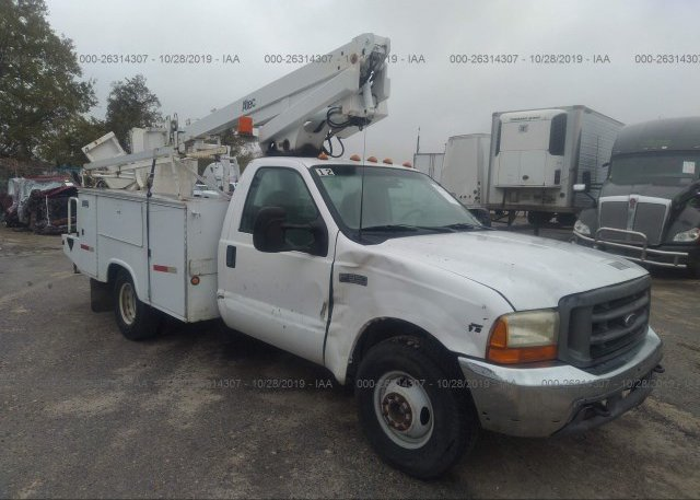 Inventory #842543878 2001 FORD F350
