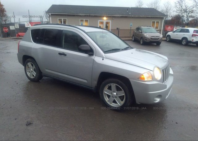 Inventory #214346545 2007 JEEP COMPASS