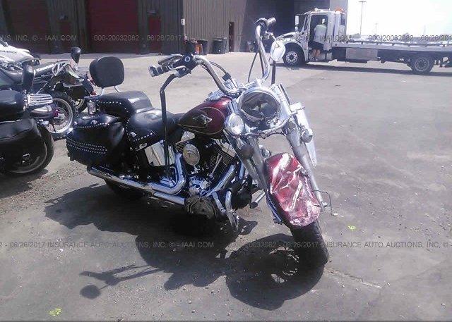 Inventory #680372433 2009 Harley-davidson FLSTC