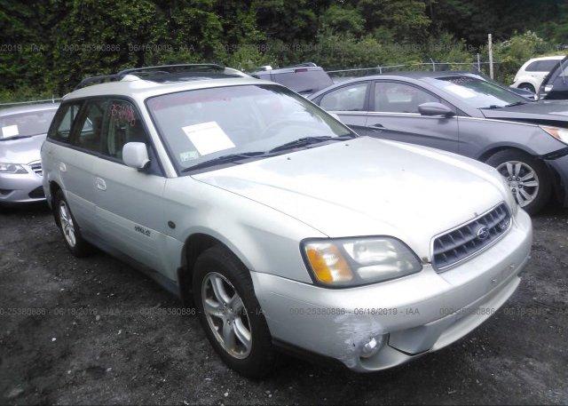 Inventory #468649963 2004 Subaru LEGACY