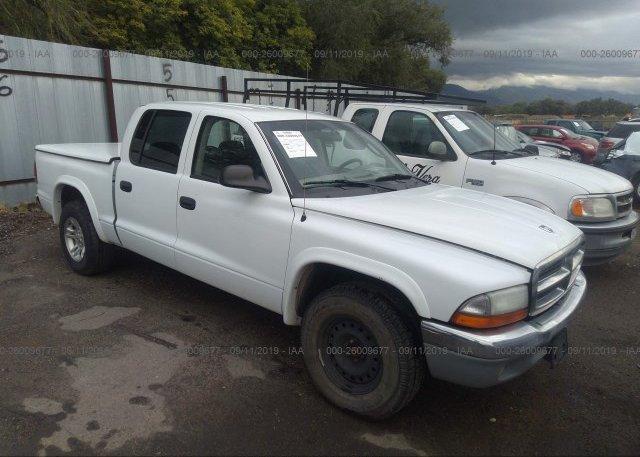 Inventory #129570384 2003 Dodge DAKOTA