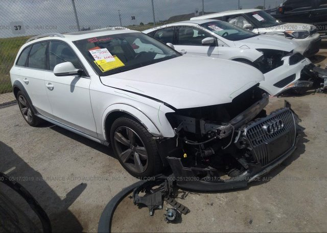 Inventory #324502904 2013 AUDI A4 ALLROAD
