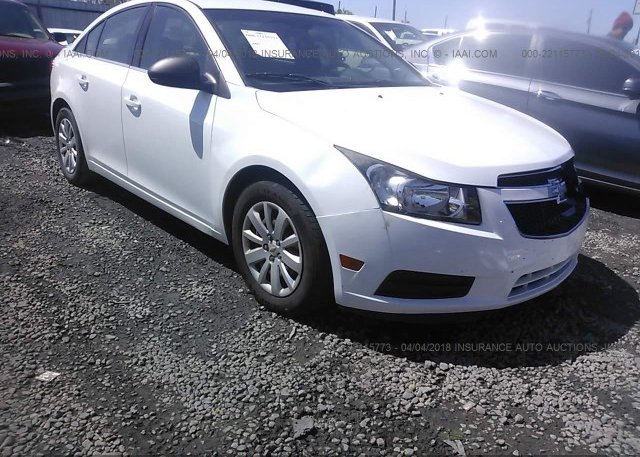 Inventory #671788680 2011 Chevrolet CRUZE