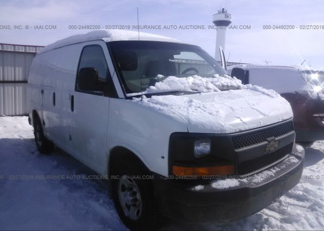 Inventory #745108106 2009 Chevrolet EXPRESS G2500