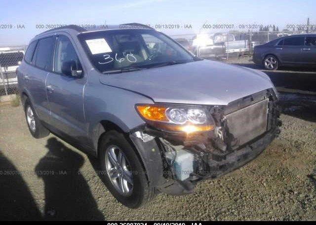 Inventory #817083981 2011 Hyundai SANTA FE