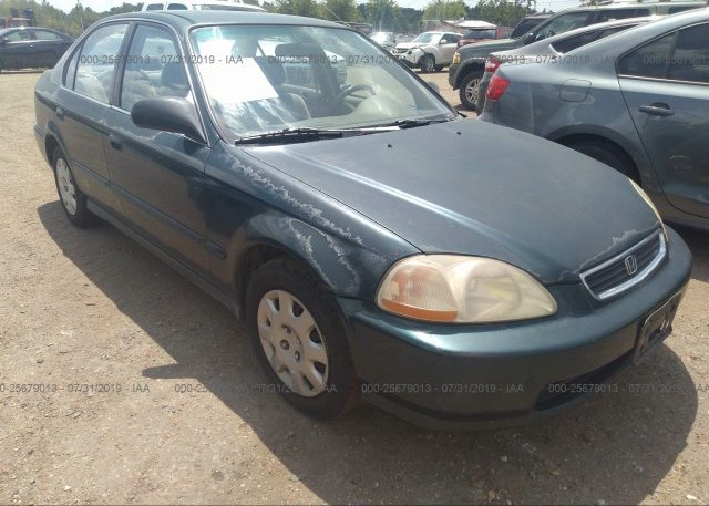Inventory #158658240 1998 Honda CIVIC