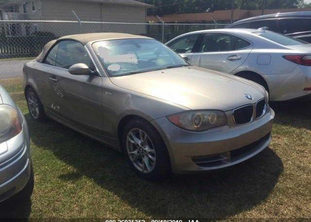 Inventory #851851953 2008 BMW 128