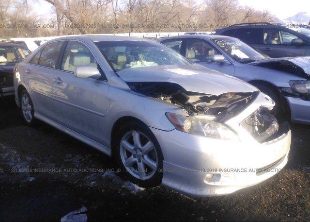 Inventory #594095846 2007 Toyota CAMRY NEW GENERAT