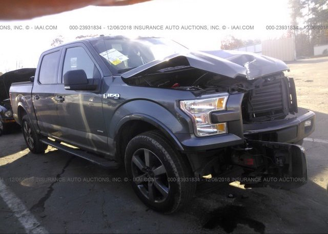 Inventory #648617886 2015 FORD F150