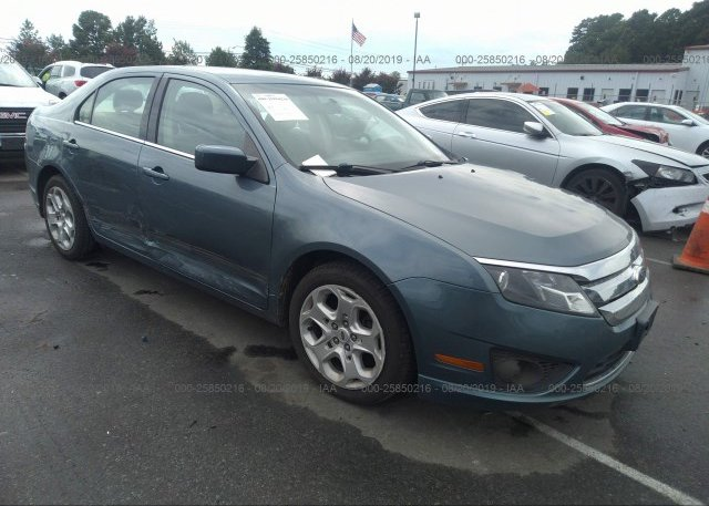 Inventory #931098704 2011 FORD FUSION
