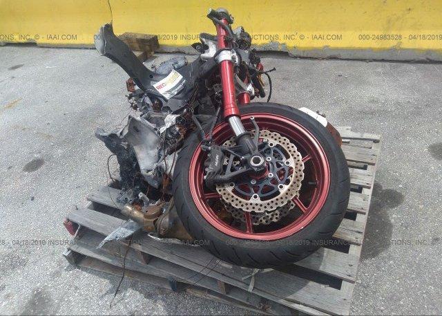 Inventory #443623791 2008 Kawasaki ZX600