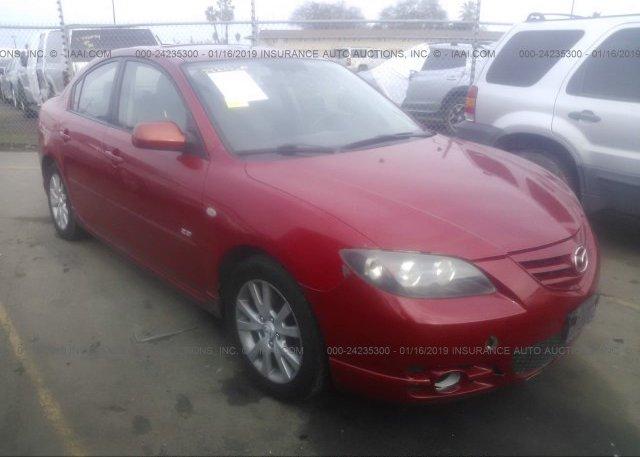 Inventory #982282502 2005 Mazda 3