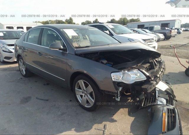 Inventory #207133306 2008 Volkswagen PASSAT