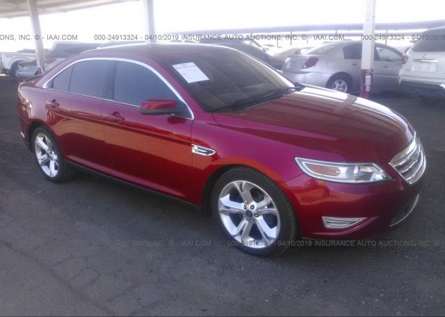 Inventory #636006254 2010 FORD TAURUS