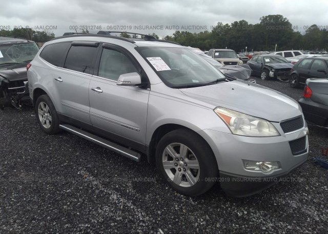 Inventory #507678029 2009 Chevrolet TRAVERSE