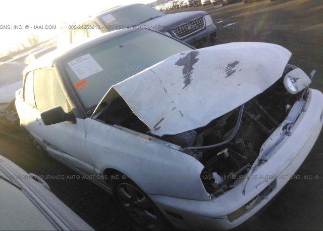 Inventory #738578543 1999 Volkswagen CABRIO