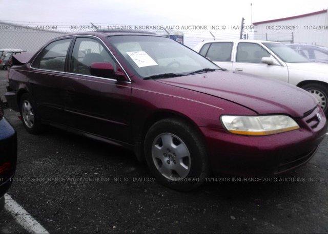 Inventory #698555812 2001 Honda ACCORD