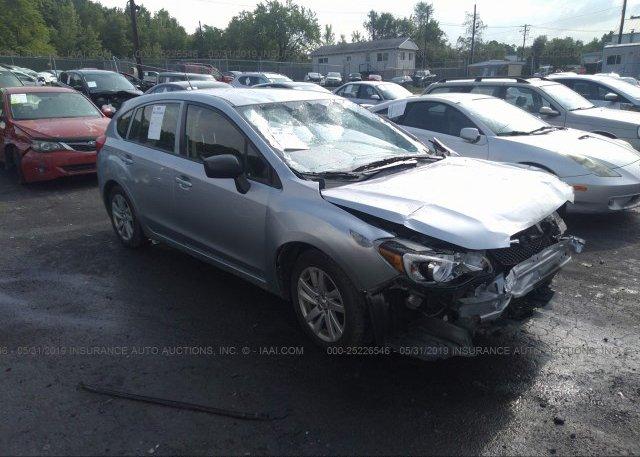 Inventory #520974767 2015 Subaru IMPREZA