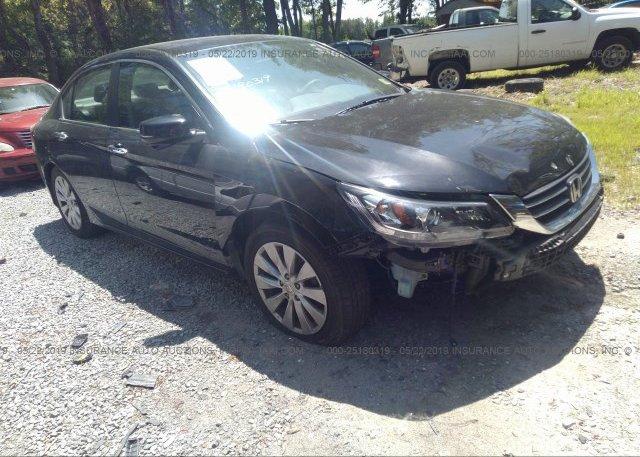 Inventory #110617630 2014 Honda ACCORD