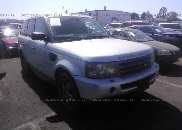 Inventory #429266299 2006 Land Rover RANGE ROVER SPORT
