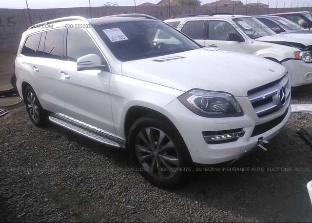 Inventory #857514213 2014 Mercedes-benz GL