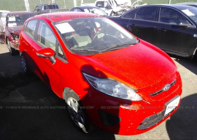 Inventory #804131850 2013 FORD FIESTA