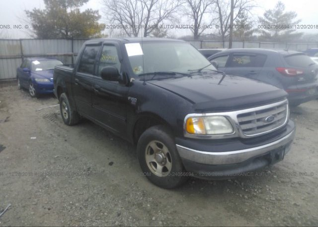 1ftrw07663kd60589 Original Black Ford F150 At Columbus Oh On