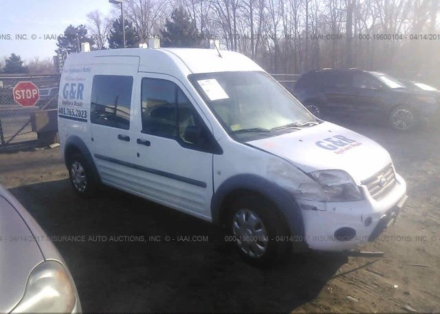 Inventory #767626410 2011 FORD TRANSIT CONNECT