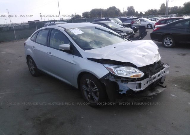 Inventory #387349637 2014 FORD FOCUS