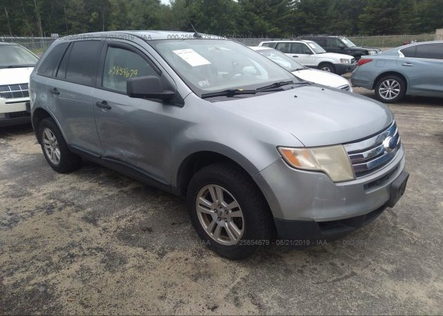 Inventory #347672813 2007 FORD EDGE