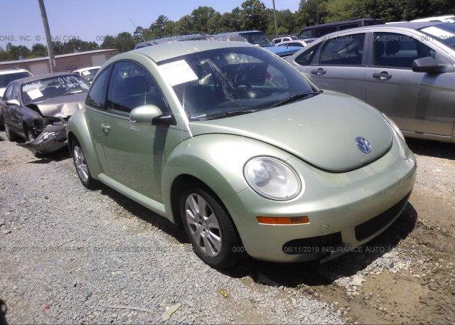 Inventory #552250258 2008 Volkswagen NEW BEETLE