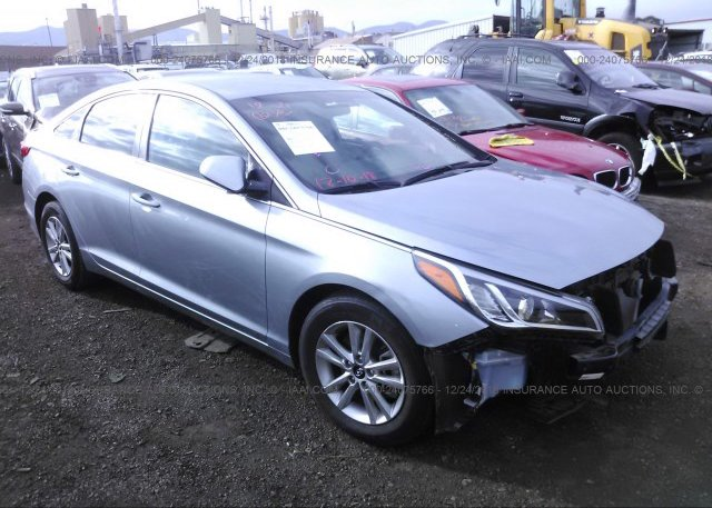 Inventory #732175471 2017 Hyundai SONATA