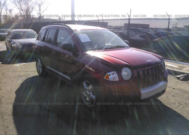 Inventory #152308980 2007 JEEP COMPASS