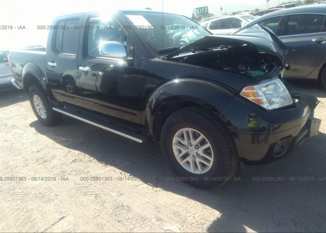 Inventory #760036699 2016 Nissan FRONTIER