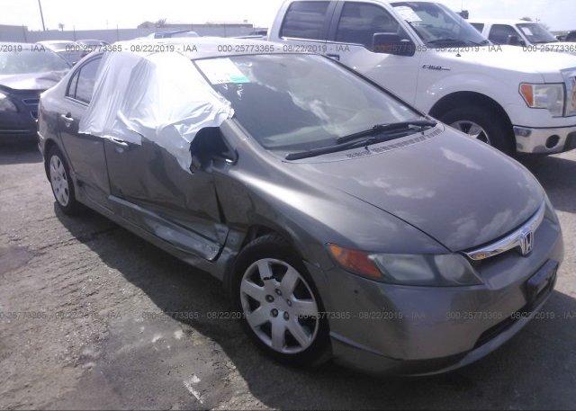 Inventory #401342313 2008 Honda CIVIC