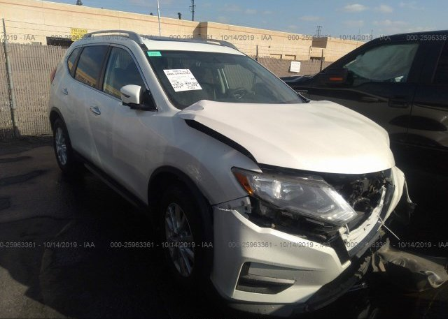 Inventory #332378415 2018 Nissan ROGUE