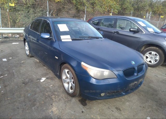 Inventory #777794307 2004 BMW 530