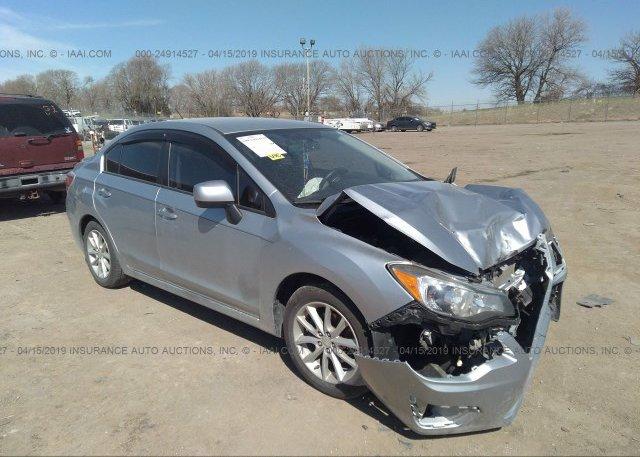 Inventory #442514763 2014 Subaru IMPREZA