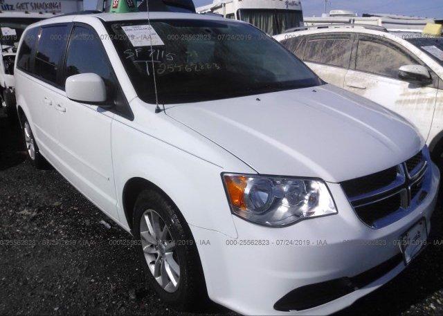 Inventory #876180387 2015 Dodge GRAND CARAVAN