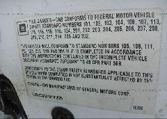 2001 CHEVROLET GMT-400 - 3GBKC34G31M101920