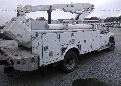 2001 CHEVROLET GMT-400 - 3GBKC34G31M101920 rear view