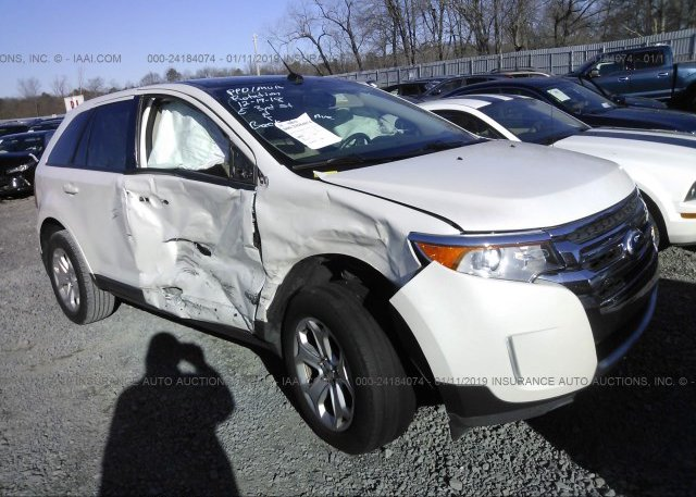 Inventory #694835280 2013 FORD EDGE