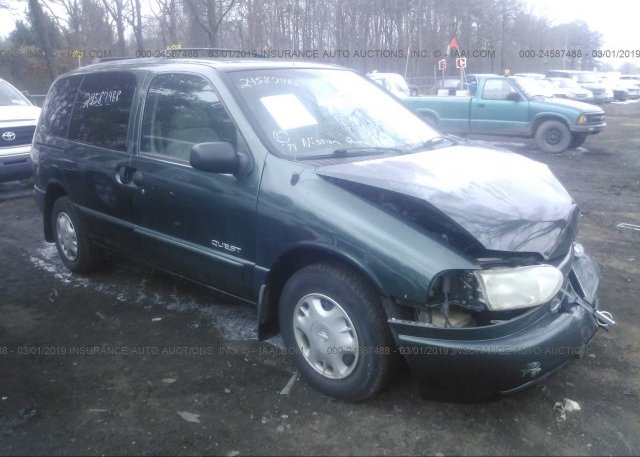 Inventory #657431678 1999 Nissan QUEST