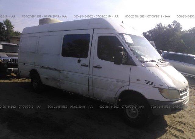 Inventory #625768570 2006 Dodge SPRINTER