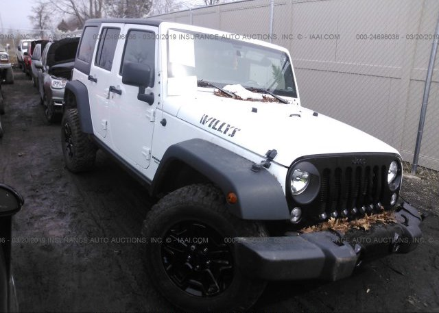 Inventory #604035582 2017 JEEP WRANGLER UNLIMITE