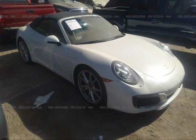 Inventory #838341679 2017 Porsche 911