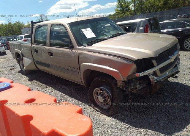 Inventory #764629634 2004 Chevrolet SILVERADO
