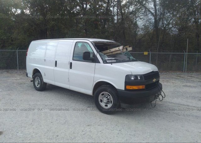 Inventory #233364698 2019 CHEVROLET EXPRESS G2500